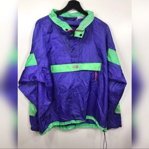 The North Face Windbreaker Pullover vintage